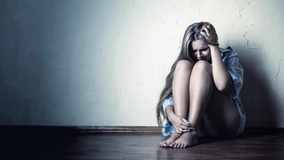 UTSATT FOR VOLD: Én av fem kvinner i Norge blir utsatt for vold. Fatter du mistanke? Da er det viktig at du ikke er redd for å spørre, sier daglig leder ved Krisesenteret, Tove Smaadahl. Foto: Artem Furman - Fotolia
