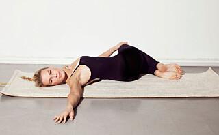 Stress ned med enkle øvelser!