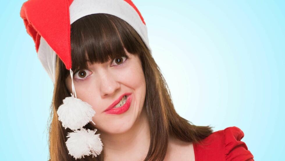 UUUPS: Er det jul allerede? Vi forteller deg hvilke tegn du kan se etter for å være helt sikker. Foto: Fotolia