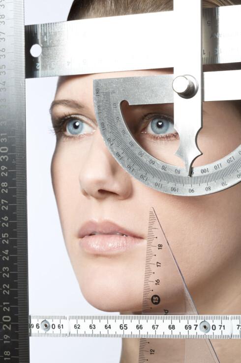 SYMMETRI: En rekke studier på mennesker viser at særlig menn har en tendens til å gå for kvinner med symmetriske ansikter. Foto: (c) Roman Märzinger/Westend61/Corbis/All Over Press