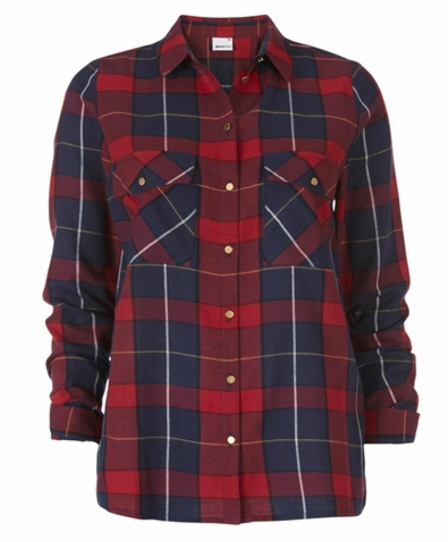 Skjorte fra Gina Tricot, kr 199. Foto: Produsentene
