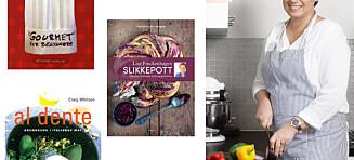 Her er Trines favoritt-kokebøker