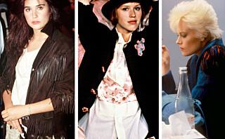 Hotte 80-tallsdamer vi elsker!