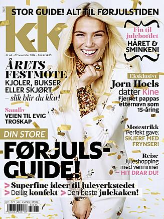 KK 45 er i salg fra fredag 7. november. Foto: Jakob Kirk