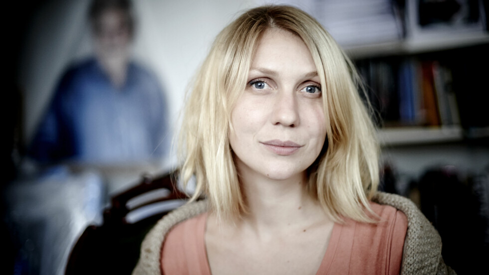 MØTTE VEGGEN: Marie Sjøvold hadde blitt mor for første gang – og jobbet masse. Helt til det en dag sa stopp. Foto: Geir Dokken
