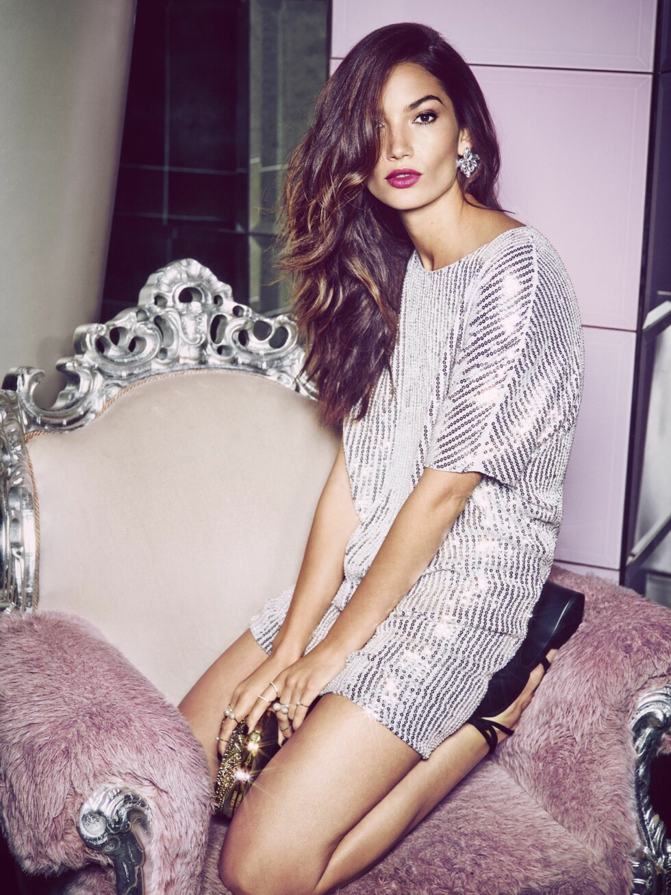 Lily Aldridge for Nelly.com