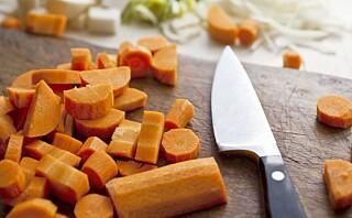 Slik bør du spise gulrøttene