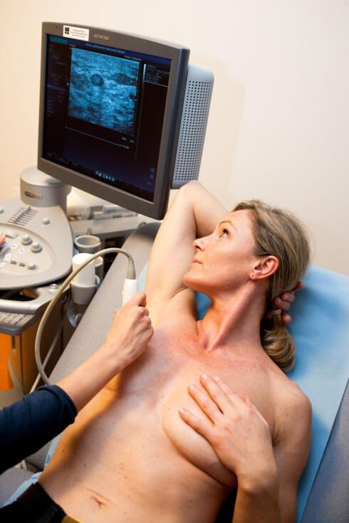 INFERTIL: Syke kvinner som risikerer å bli infertile, kan fryse ned egg og senere ha mulighet til å bli gravid.  Foto: All Over Press