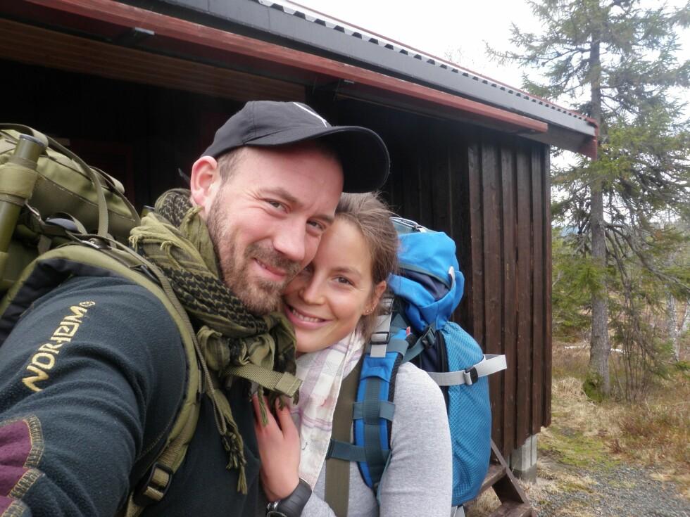 BAUTA: – Geir er ikke bare kjæresten min, men også min bestevenn og samtalepartner. Forholdet vårt har blitt sterkere etter det vi har vært gjennom, sier Rita.