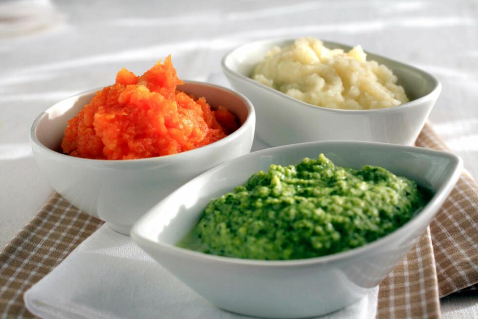 IKKE KUTT UT MATVARER: Vær heller litt mer bevisst. Legg opp en plan hvor du inkluderer 4-6 måltider, gi plass til fargerik mat, frukt og grønt og velg rene og ferske råvarer.  Foto: All Over Press