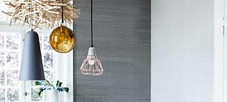 Lampene som gjør hjemmet komplett