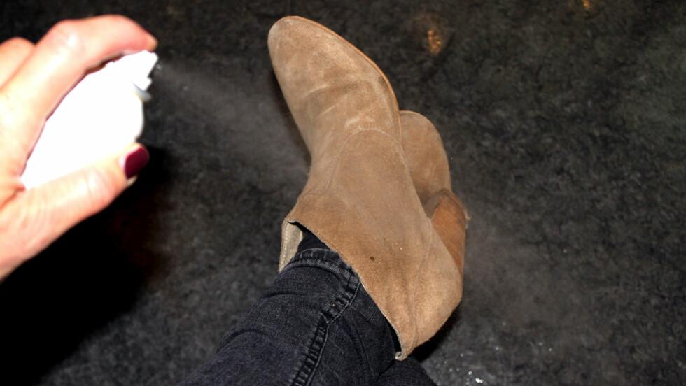 IKKE SKOMAKERENS FAVORITT: Semskede sko er upraktiske, mener Tromsø-skomakeren.  Foto: Arkiv: KK.no