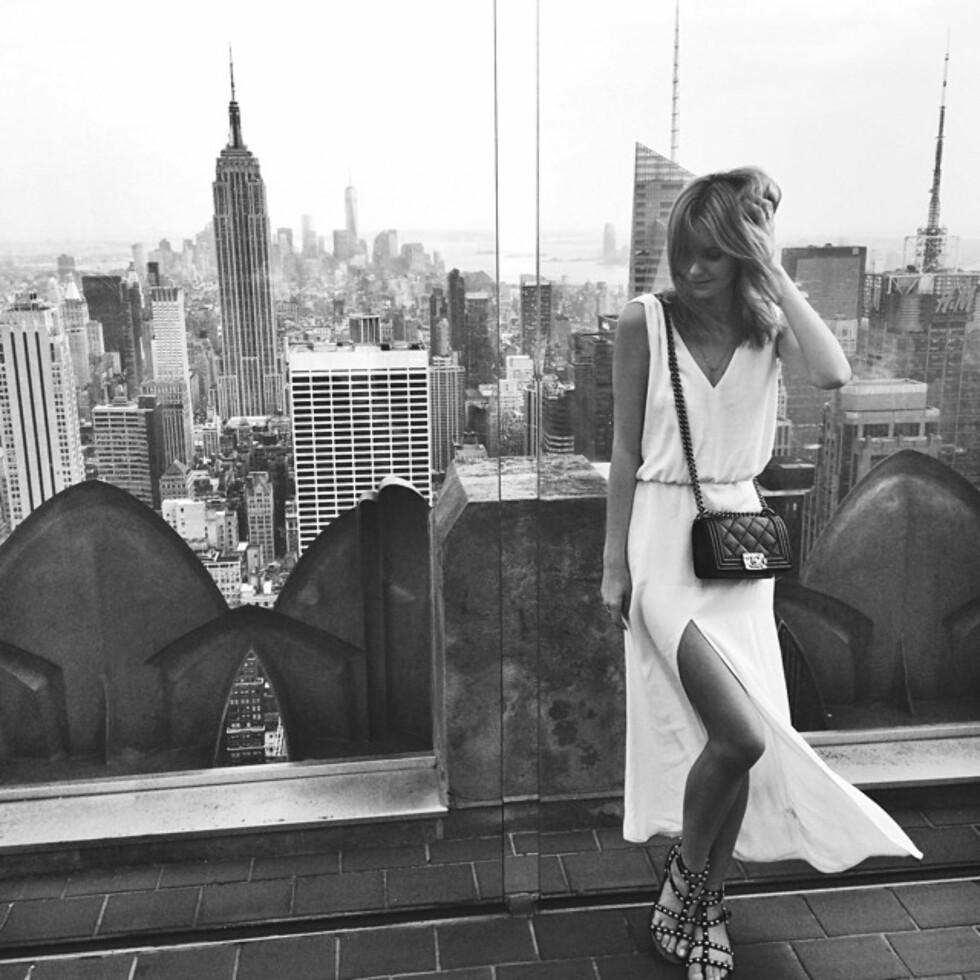 Stjel stilen til en reiseglad fashionista