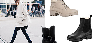 Boots for vinteren