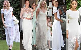 Sjekk den nye brudekjoletrenden!