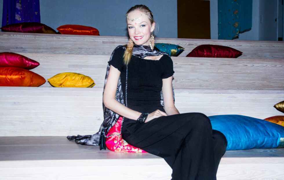 Slik kledde kjendisene seg på STYLEmags indiske fest!