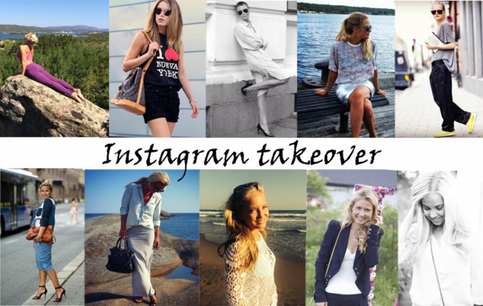 Vi tar over instagram!
