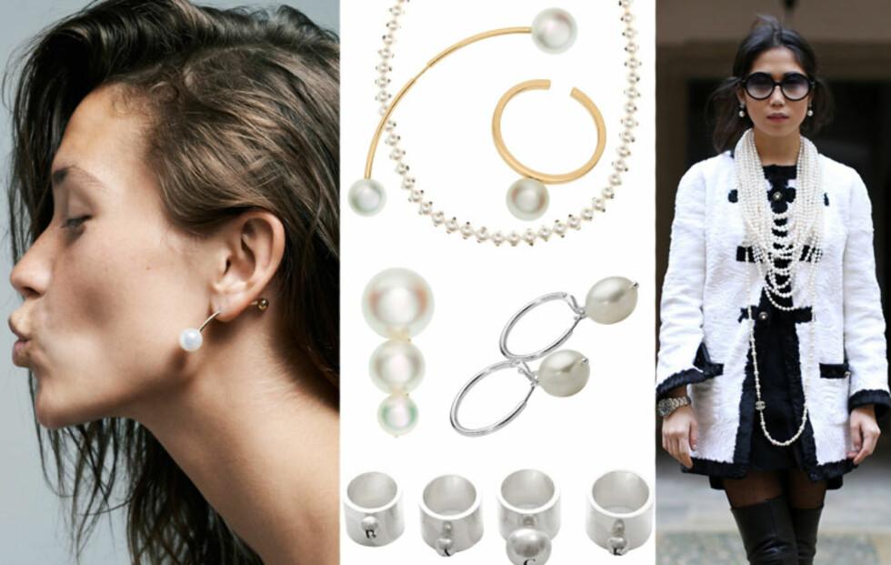 Perler er sommerens it-smykke!