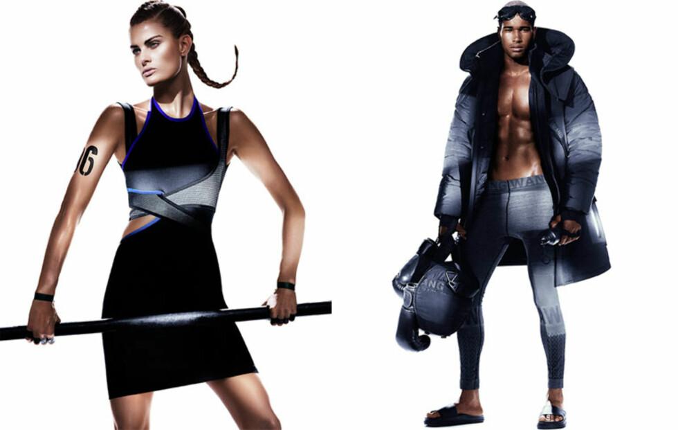 Sniktitt på Alexander Wangs H&M-kolleksjon!