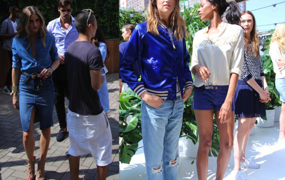 STYLEmag møtte Olivia Palermo i New York