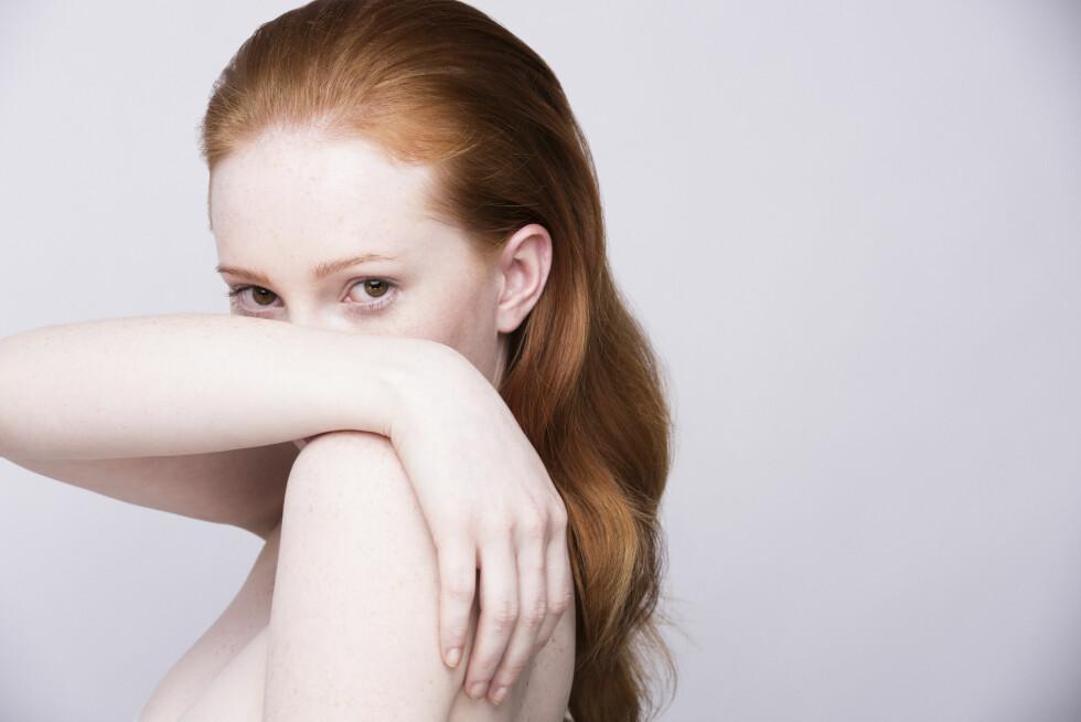 PINLIG: Det er ikke alltid så lett å forholde seg til kropp. I hvert fall ikke når du har fått en sykdom som er pinlig å snakke om. Foto: (c) Keith Clouston/Corbis/All Over Press