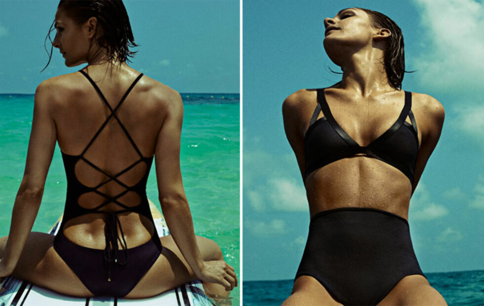 Se Jennys sexy bikini-bilder!
