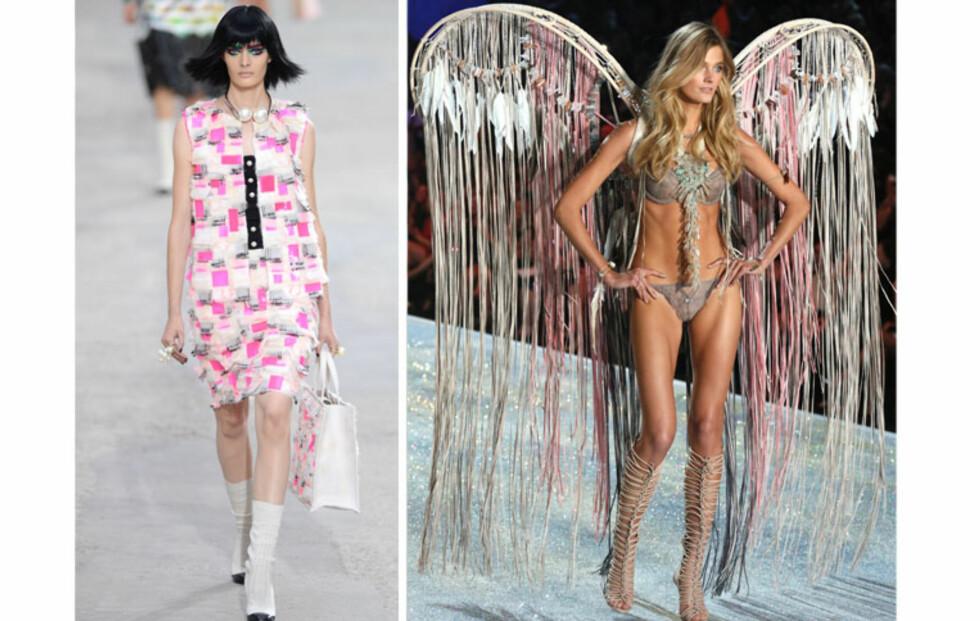 Få supermodellens skjønnhetstips for sommeren!