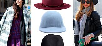 Nå er det hatte-vær!