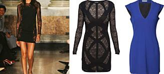 Bli festens midtpunkt i riktig kjole!