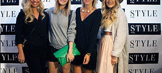 Norges beste bloggere feiret nye STYLEmag