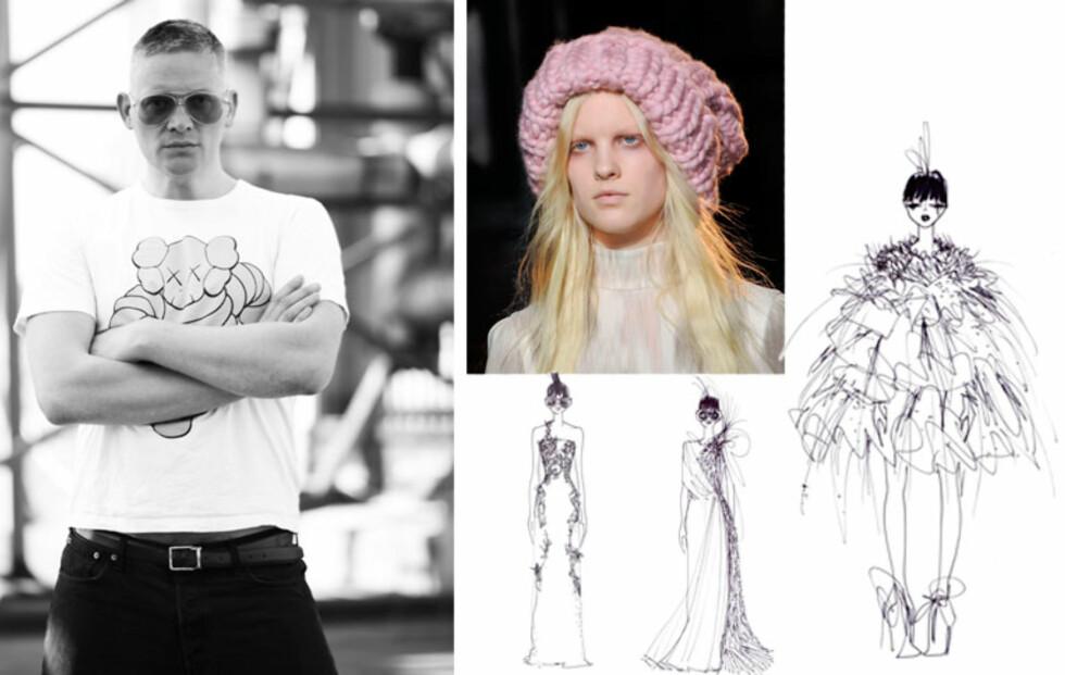 Motedesigner Giles Deacon avslører skjønnhetstriks og hva alle kvinner burde eie!