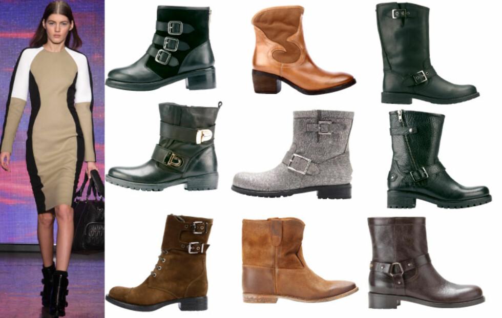 Høstens fineste lave boots