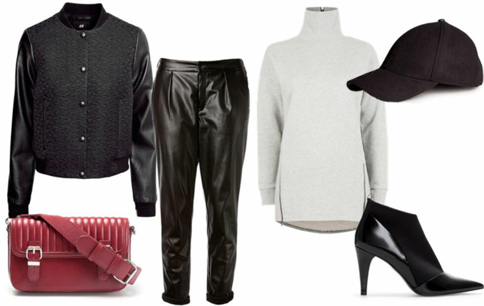 Få den urbane DKNY-stilen på budsjett!