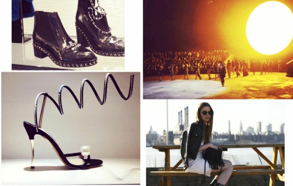La deg inspirere av Sabinas New York-stil!