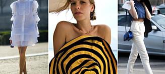 La deg inspirere av moteikonet Elena Perminova
