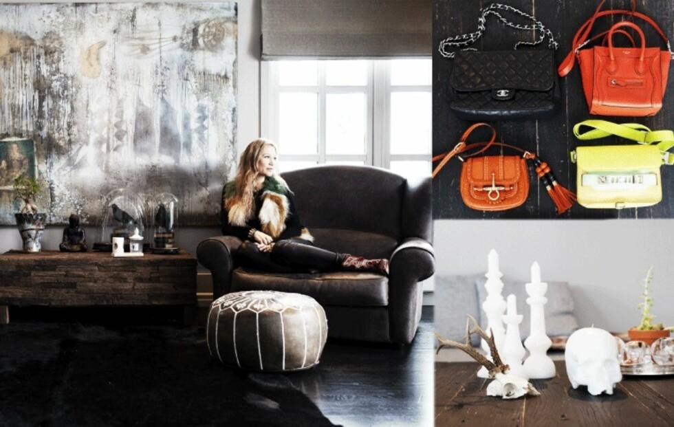 Se Line Langmos elegante og rocka hjem!