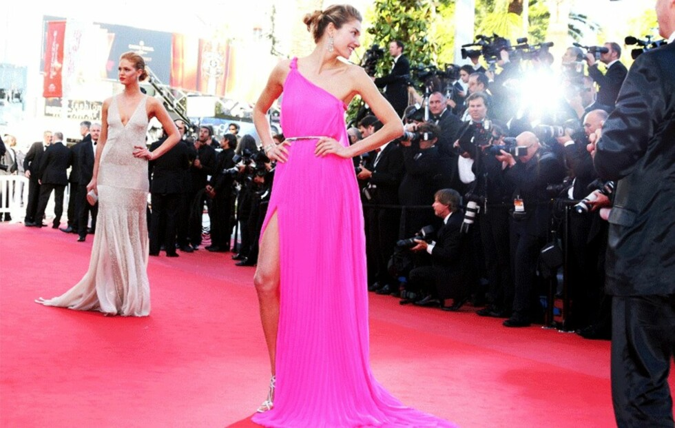 Stjernene stråler om kapp i Cannes!