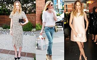 Stjel stilen til skjønnheten Kate Bosworth