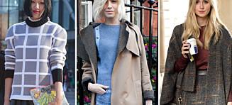 Gatemote fra London fashion week