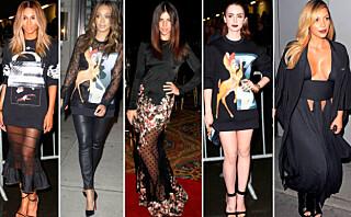 Stjernene har dilla på Givenchy