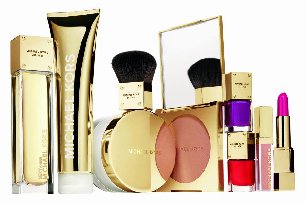 Michael Kors lanserer beautykolleksjon!