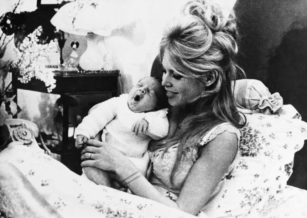 Levende legende - Brigitte Bardot