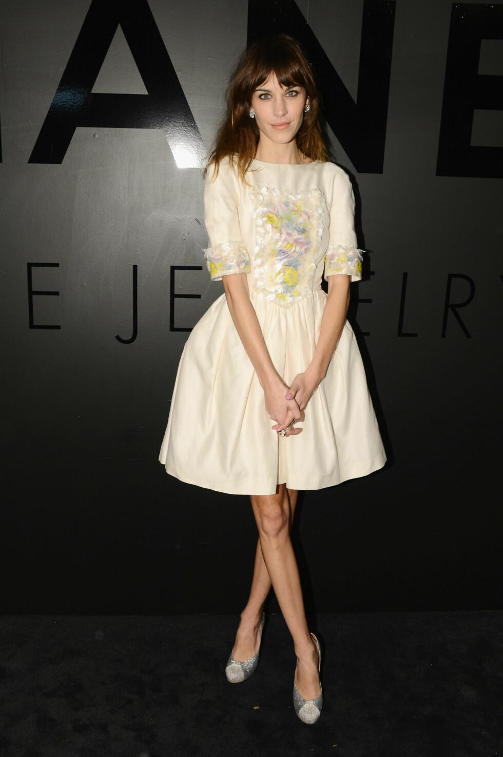 "Fashionistaene feiret Chanels smykkekolleksjon ""Bijoux de Diamants"""