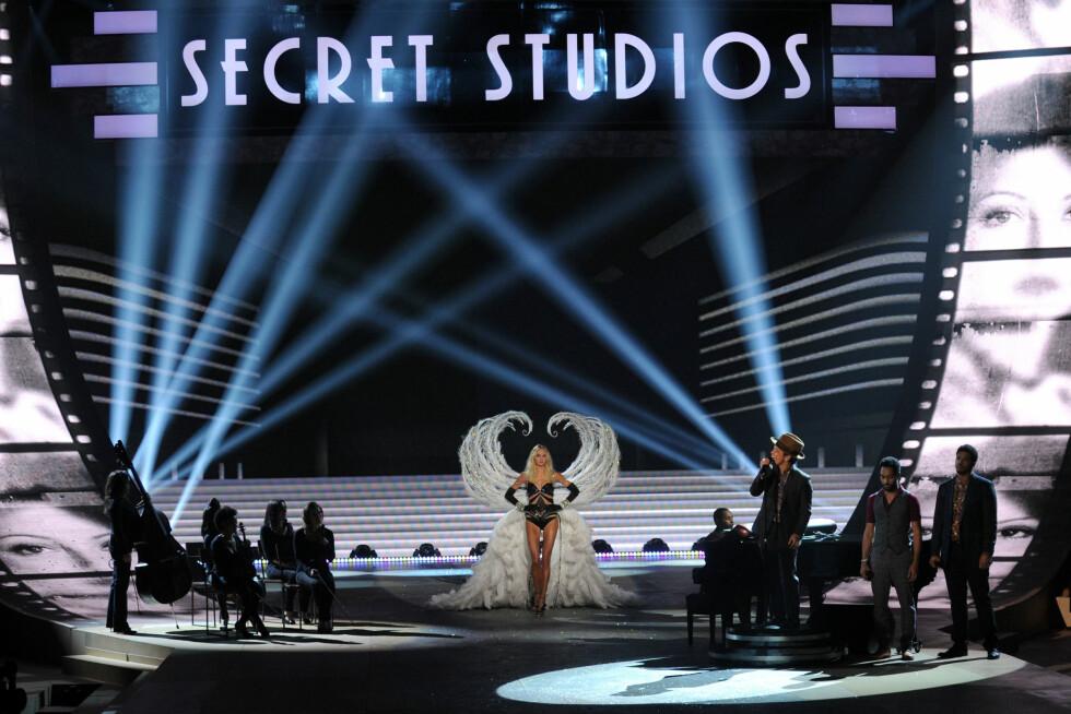 Victoria's Secrets moteshow i New York