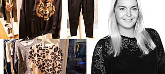 Bombejakker, leopard og avklippede jeans