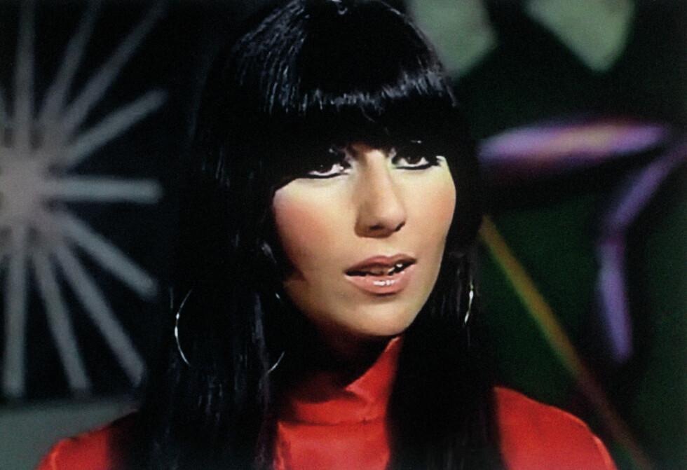 Cher i 1964. Foto: Courtesy Everett Collection/All Over Press