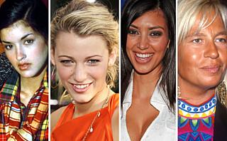 Kjenner du igjen disse superstjernene?