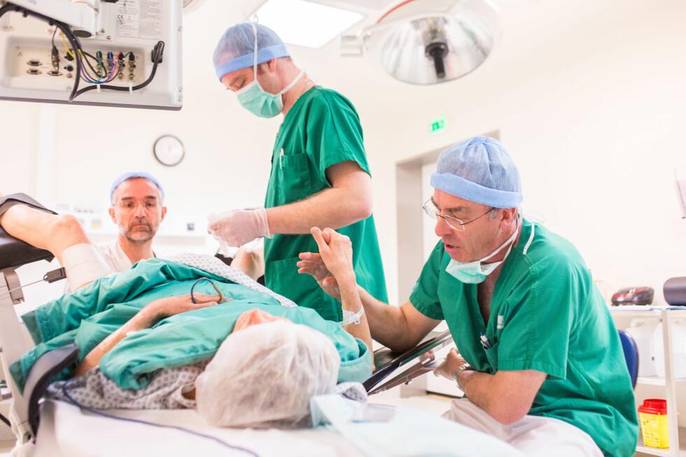<strong>ØKT PÅGANG:</strong> De senere årene har de private klinikkene operert langt flere norske underliv, enn de gjorde før.  Foto: All Over Press