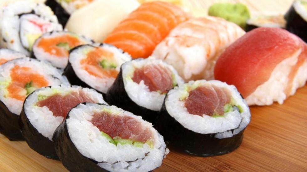 KULTURELT BETINGET HVA DU LIKER: I Japan er de for eksempel mer glad i fisk enn kjøtt... Foto: All Over Press