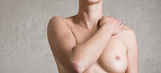 Så mange kvinner får brystkreft i 30-årene
